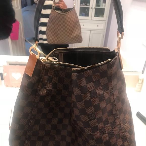 Louis Vuitton Handbags - Louis Vuitton Portobello MM 806f4ee1b7045